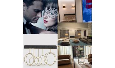 Christian Grey y la decoración contemporánea